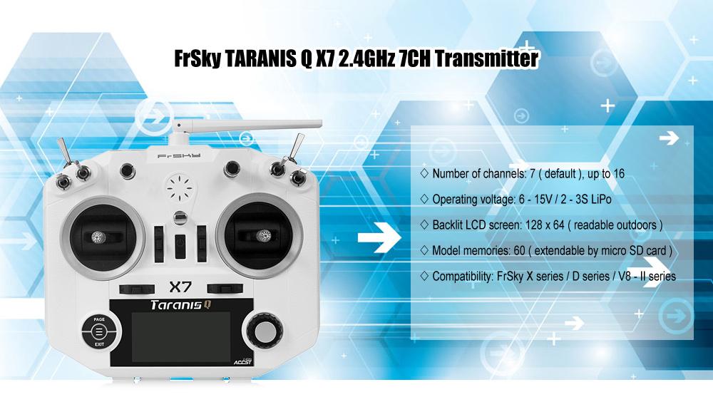 FrSky TaranisQ X7