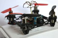 Eachine QX80 Review: FPV indoor 'refinado'