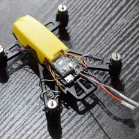 KingKong Q100, micro drone FPV indoor