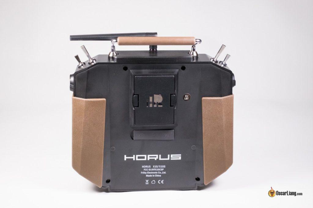 REVIEW: Rádio FrSky Horus X10S - Dronemodelismo