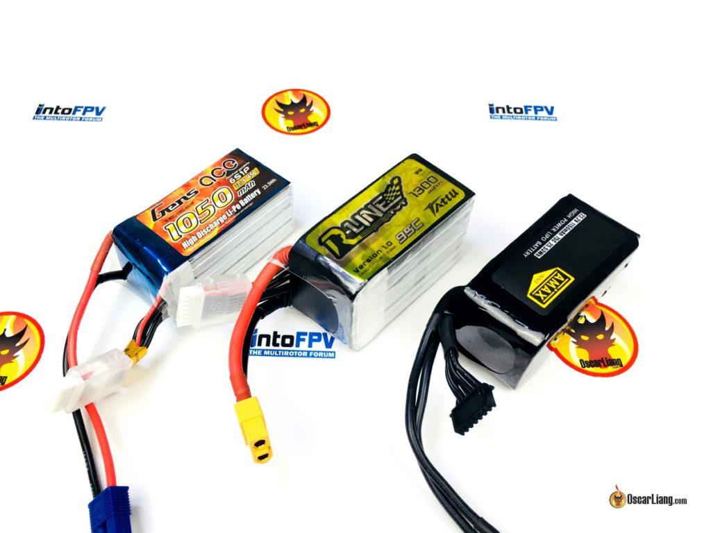 Baterias 6S