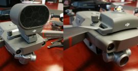 O novo DJI Mavic 2 Enterprise