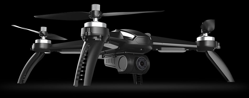 MJX Bugs 5W - Câmera Full HD