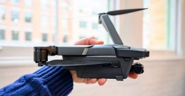 V-Coptr Falcon: Drone inovador ou jogada de marketing?